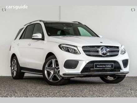 2018 Mercedes-Benz GLE250