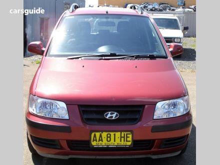 2003 Hyundai Elantra Lavita