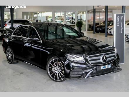 2018 Mercedes-Benz E200