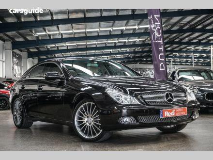 2008 Mercedes-Benz CLS500