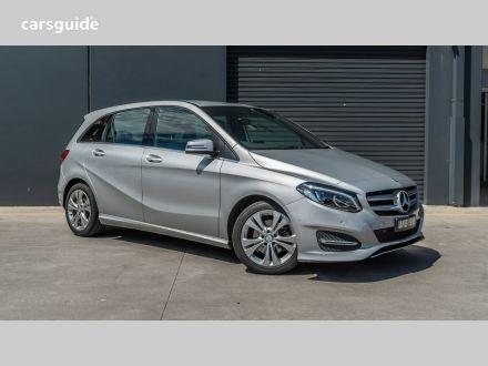 2016 Mercedes-Benz B200