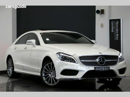 2016 Mercedes-Benz CLS400