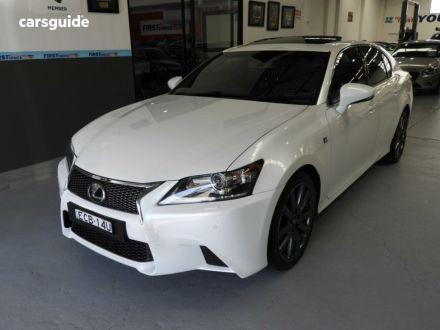 2013 Lexus GS250