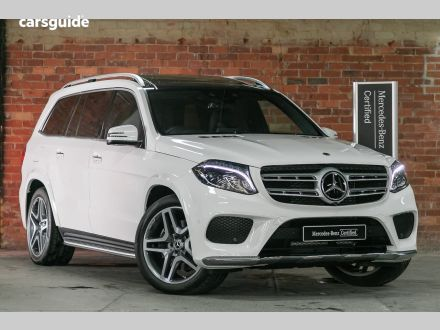 2018 Mercedes-Benz GLS350