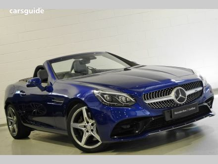 2016 Mercedes-Benz SLC300