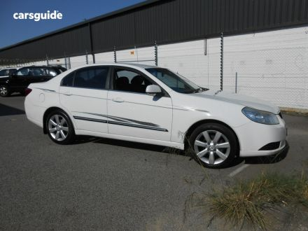 2011 Holden Epica
