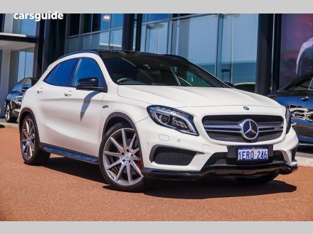 2014 Mercedes-Benz GLA45