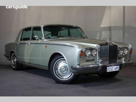 1969 Rolls-Royce Silver Shadow