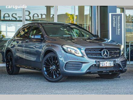 2018 Mercedes-Benz GLA180