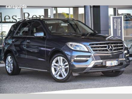 2014 Mercedes-Benz ML250