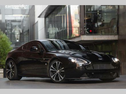 2015 Aston Martin V12