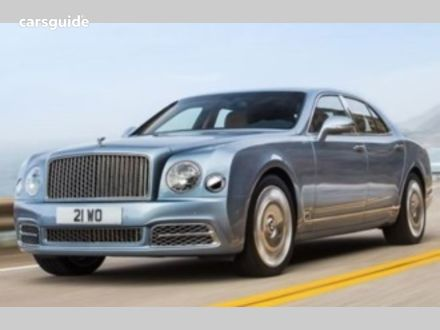 2019 Bentley Mulsanne Speed