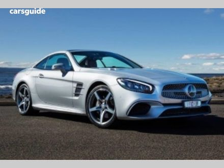 2019 Mercedes-Benz SL400