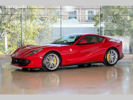 2017 Ferrari 812