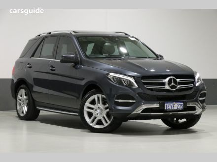 2015 Mercedes-Benz GLE350