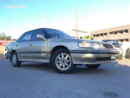 1991 Subaru Liberty