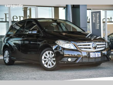 2012 Mercedes-Benz B180