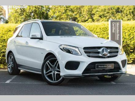 2018 Mercedes-Benz GLE500