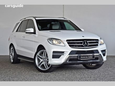 2013 Mercedes-Benz ML250