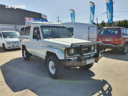 1988 Toyota Landcruiser
