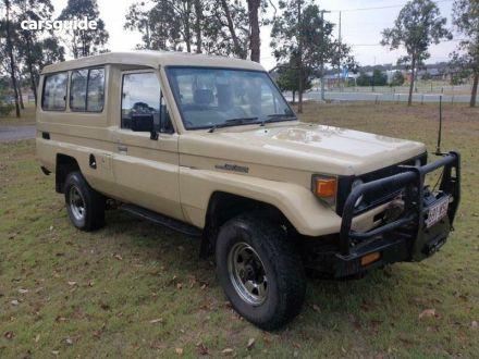 1987 Toyota Landcruiser