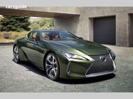 2019 Lexus LC 500H (hybrid)