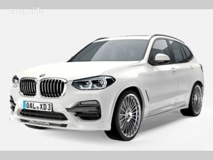 2019 BMW Alpina XD3