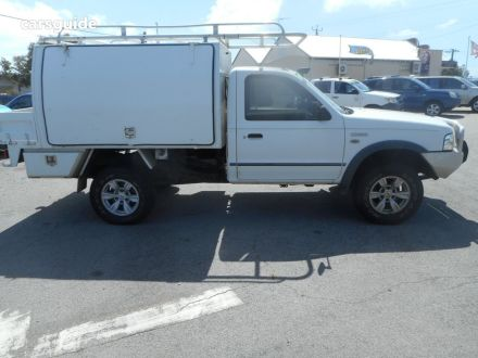 2006 Ford Courier