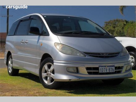 2001 Toyota Estima