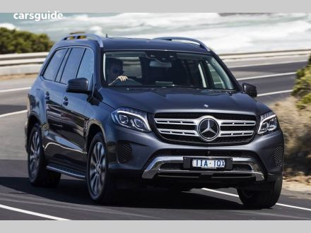 2019 Mercedes-Benz GLS350