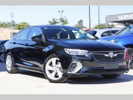2019 Holden Commodore