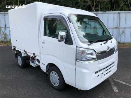 2014 Daihatsu Hijet