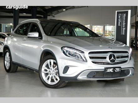2017 Mercedes-Benz GLA220