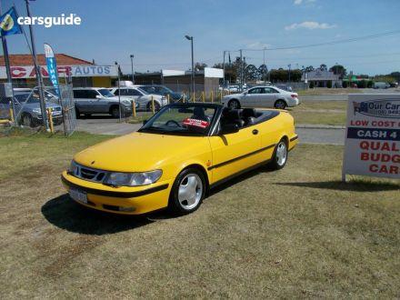1998 Saab 9-3