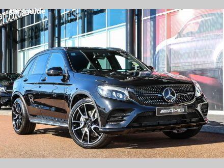 2019 Mercedes-Benz GLC43