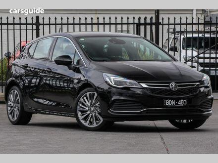2019 Holden Astra