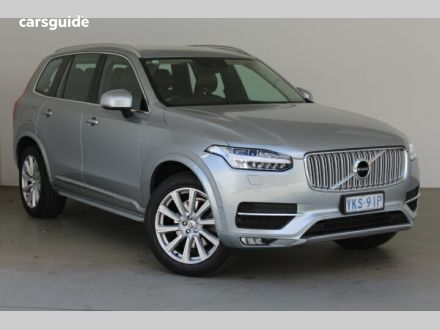 2015 Volvo Xc90 For Sale >> Volvo Xc90 Suv For Sale Phillip 2606 Act Carsguide