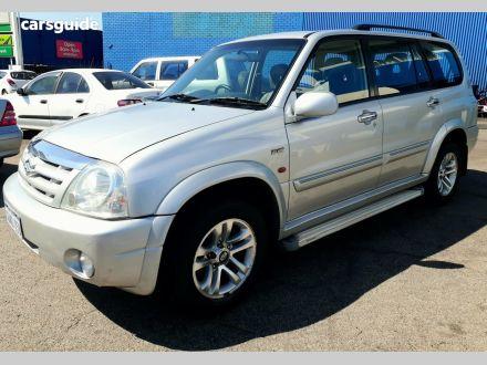 2004 Suzuki XL-7