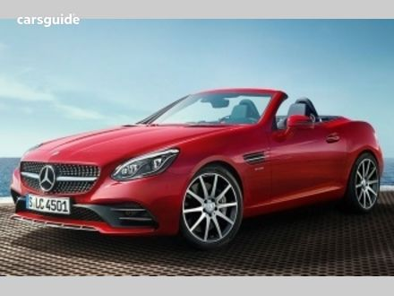 2019 Mercedes-Benz SLC180