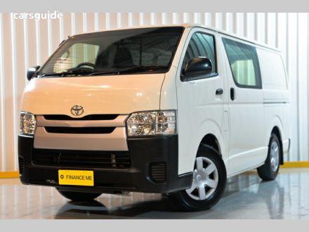 2016 Toyota Hiace