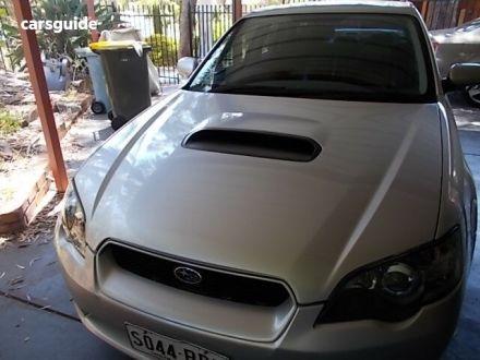 2004 Subaru Liberty