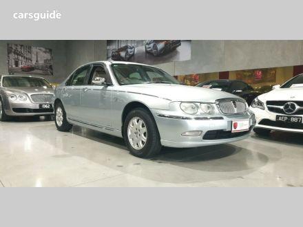 2001 Rover 75