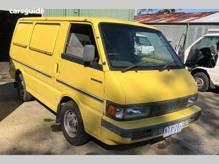 1999 Ford Econovan