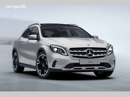 2020 Mercedes-Benz GLA180
