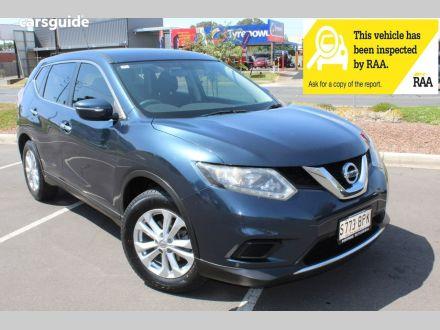Nissan Suv Used >> Nissan Suv For Sale Adelaide Sa Carsguide