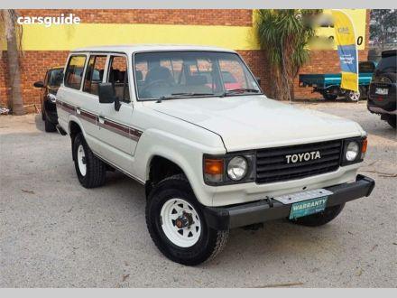 1986 Toyota Landcruiser