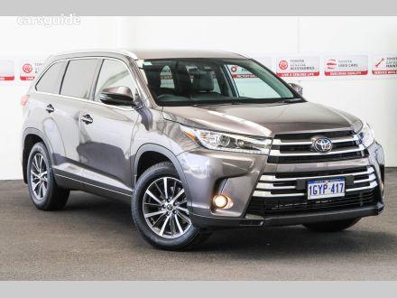 2018 Toyota Kluger