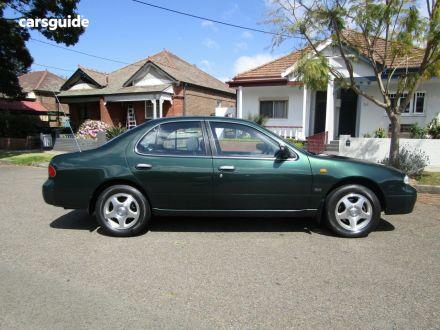 1997 Nissan Bluebird