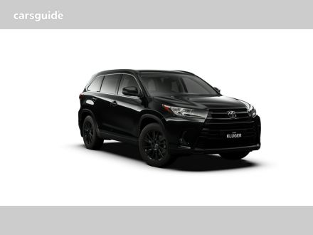 2020 Toyota Kluger