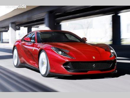 2020 Ferrari 812